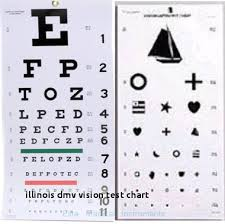 Illinois Dmv Eye Test Chart Bedowntowndaytona Com
