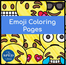 Select from 33504 printable crafts of cartoons, nature, animals, bible and many more. Emoji Coloring Page Worksheets Teaching Resources Tpt