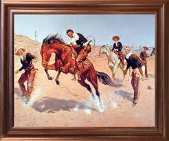 western cowboys fredrick remington wall decor mahogany fr https www framed wall artframed  on framed western wall art with 21 best western framed prints pictures images on pinterest framed