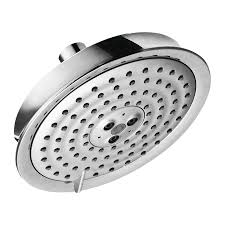 hansgrohe rain shower head. raindance c 150 air 3-jet showerhead, 2.5 gpm hansgrohe rain shower head