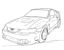 1056x816 free printable mustang coloring pages for kids