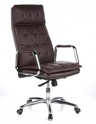 aspera 10 executive office nappa leather brown. Hjh OFFICE, 600924, Executive Chair, Office Swivel , VILLA 20, Brown, Leather, High Backrest, Integrated Headrest, Design Computer Desk Chair With Aspera 10 Nappa Leather Brown