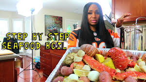 How to Cook a Seafood Boil Step by Step ...