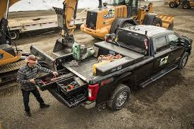 DECKED Integrations for 8' Pickup Truck Beds: Toolboxes and Transfer T