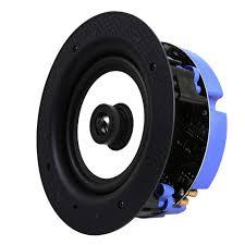 lithe audio all in one 6 5 ip44 bathroom bluetooth ceiling speaker
