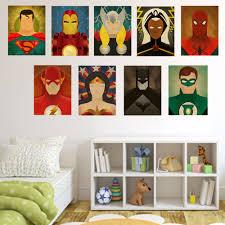 Superhero Bedroom Decor Compare Prices On Superhero Bedroom Decor Online Shopping Buy Low