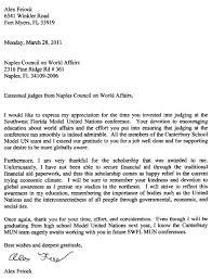 thank you letter for scholarship award abtczsgq