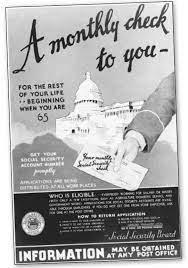 THE 1935 SOCIAL SECURITY ACT created a ...