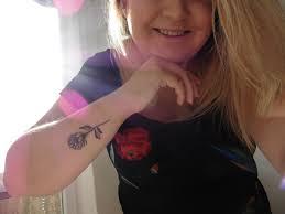 První Tetování Mám Svůj Svět