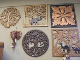 wood carving wall art ideas
