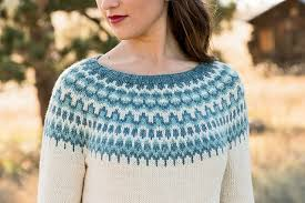 Icelandic Sweater Patterns
