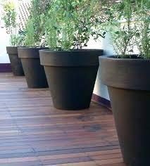 patio large patio pots and planters garden plastic outdoor plant terracotta extra pl