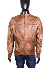 Zara Men S Coat Size Chart Details About Zara Man Mens Jacket Faux Leather Brown Size L