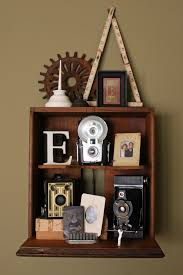 use old vintage drawer for your family pictures 20 diy ideas