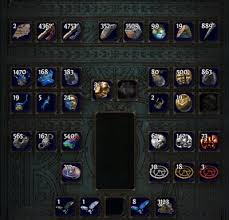 Life In A Graph Path Of Exile Economy Currency Trading