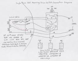 help with wiring a drum switch for 220v motor Single Phase 220v Wiring Diagram ch rev drum sw 1 ph jpg wiring diagram 220v single phase motor