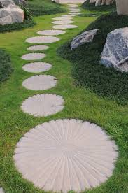 garden paths and stepping stones. stepping stone garden path ideas paths and stones