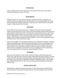 sample script outline