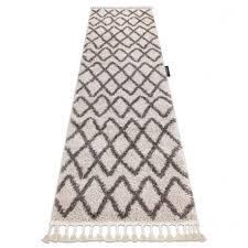 Голямо разнообразие на килими и пътеки на атрактивни цени! Kilim Pteka Berber Beni Kremav Za Kuhnyata Ili Za Koridora Berber