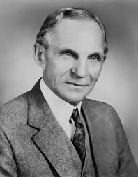 Henry Ford – Lean Manufacturing and Six Sigma Definitions