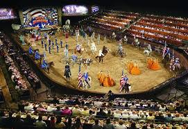 Dixie Stampede Arena Seating Chart Dixie Stampede Dinner Attraction In Branson Branson