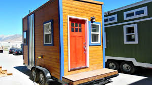 tiny house murphy bed. Perfect House Ultra Tiny House On Wheels With Murphy Bed That Converts Into A Table   Small Home Design Ideas Intended O