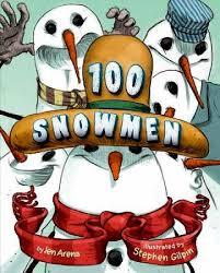 100 snowmen kp