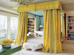 Canopy Bed Curtains | Arched Canopy Bed Curtains - YouTube