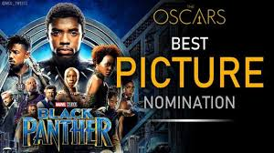 Image result for black panther academy award nomination
