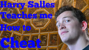 harry salles teaches me how to cheat legally on an inspector calls harry salles teaches me how to cheat legally on an inspector calls you must watch this