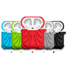 For Apple <b>AirPods Case</b> Protective Silicone <b>Cover AirPod Earphone</b> ...