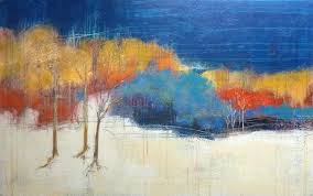 contemporary landscape painters counter on a abstracts a contemporary landscape contemporary landscape painters