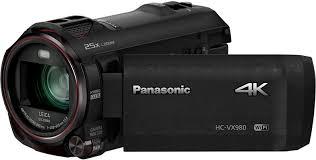 <b>Видеокамера Panasonic HC-VX980</b> 4K (черный)