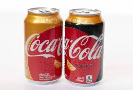 Buy Coke Light Online Coke Just Released An Ad For Its New Orange Vanilla Flavor