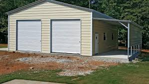 carport front of garage metal garages carports protect your car from sun rain hail and ice carport built in front of garage