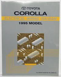 1995 toyota corolla electrical wiring diagram manual us & canada 1995 toyota corolla ignition wiring diagram 1995 Toyota Corolla Wiring Diagram #11