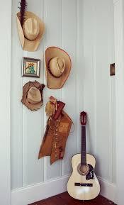 hanging hats hat display