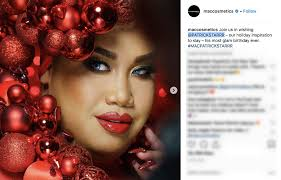 mac cosmetics insram 2018 featuring patrick starrr picture via insram maccosmetics