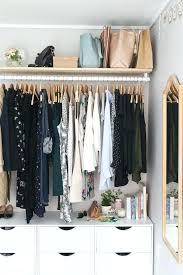 apartment closet ideas small organization lovely