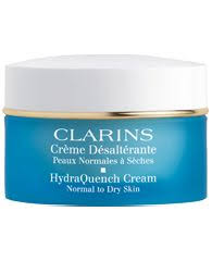 clarins hydraquench