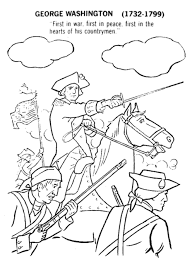 Small Picture George Washington Coloring Page2 Coloring Book