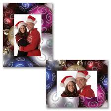 Christmas Paper Frame Easels Christmas Picture Frames Christmas 4x6