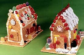 creative graham cracker gingerbread house. Contemporary Creative Inside Creative Graham Cracker Gingerbread House H