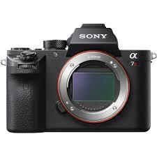 sony 7r ii. sony alpha a7r ii mirrorless digital camera (body only) 7r ii b\u0026h