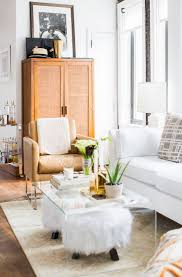 Coffee Table, Glamorous Rectangle Modern Glass Clear Acrylic Coffee Table  Ideas To Setup Living Room