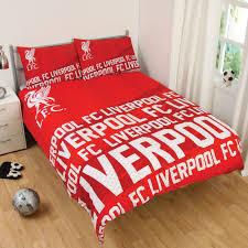 Liverpool Fc Bedroom Wallpaper Liverpool Fc Single And Double Duvet Cover Sets Bedroom Bedding Ebay