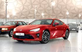 GT86 - History of Toyota sports cars