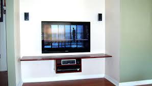 shelf under mounted tv floating glass shelf unit wall mounted shelves and wooden singular ideas hanging