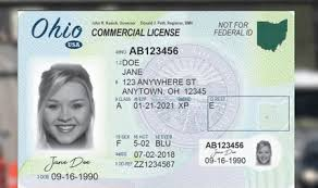 How Driver's License An To Ohio Replacement Replace