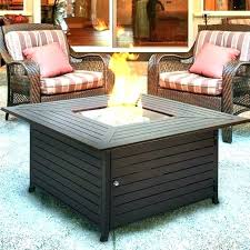 fire pit table cover square cover garden square fire pit table covers 38 round slate fire